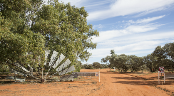 Yeelirrie is one of Australia's largest undeveloped uranium deposits.
