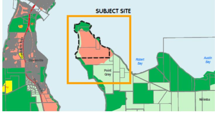 Shire of Murray knocks back Point Grey application