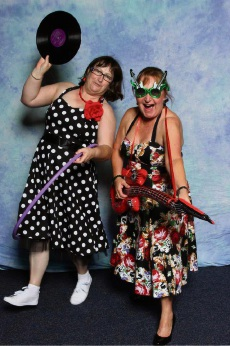 Rockingham Sound Day View Club's rock 'n' roll fundraiser