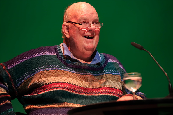 The Australian poet Les Murray has died. Photo: Getty