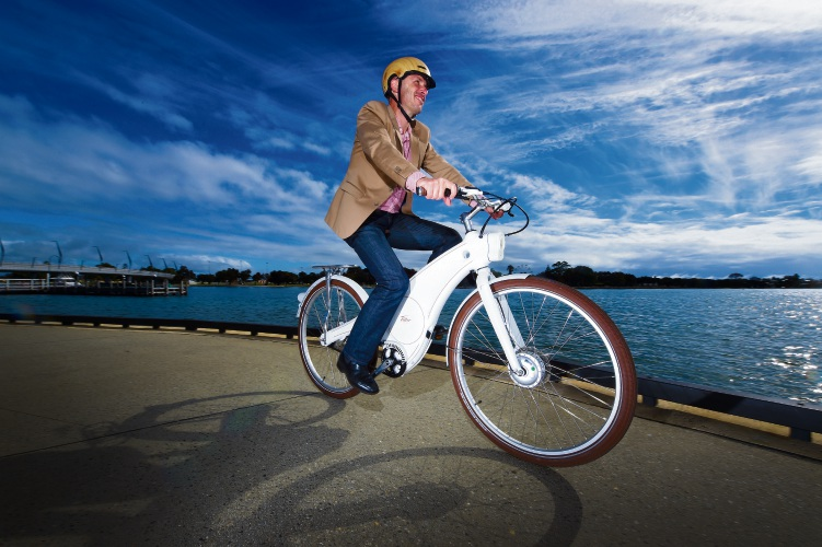 Mandurah perfect place to offer new e-bike