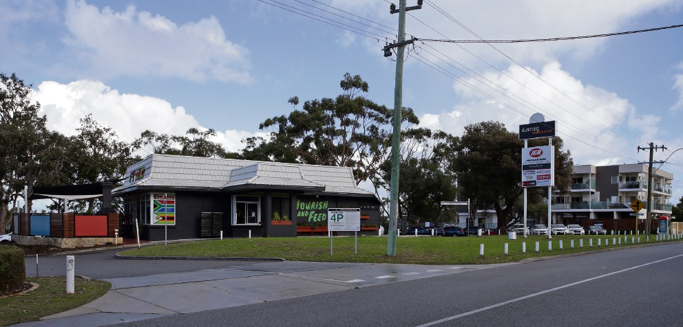 Duncraig Shopping Centre. Picture: Martin Kennealey