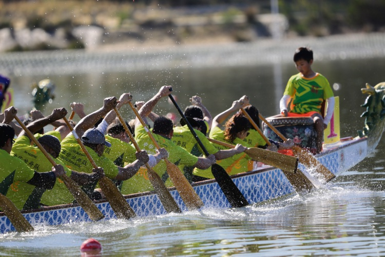 Dragon boats, lantern making and fireworks fun all part of the Perth Chung Wah Cultural Festival in Burswood