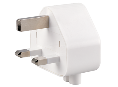 The affected Apple wall plug adapter. Picture: Supplied