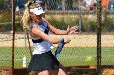 Mandurah tennis protege representing WA
