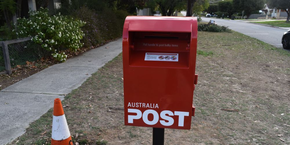 Bassendean's heritage-listed post box to be refurbished | Community
