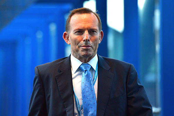 Former Prime Minister Tony Abbott. Picture: Carl Court/Getty Images