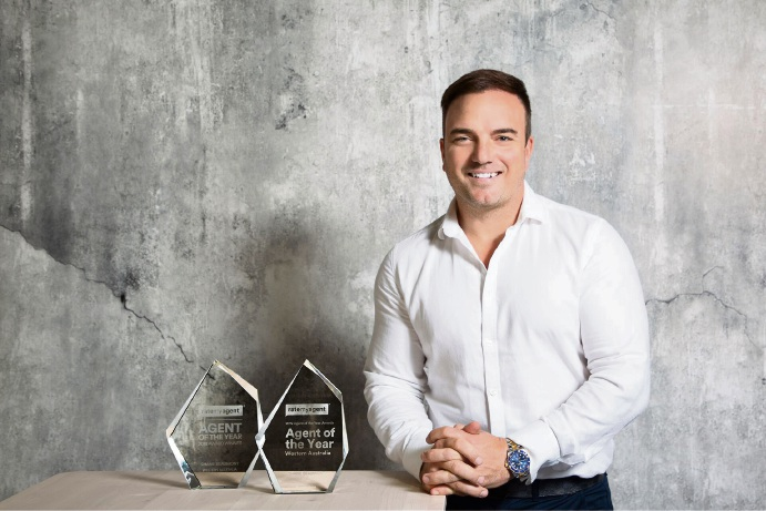 One Residential agent scoops back-to-back Agent of the Year awards