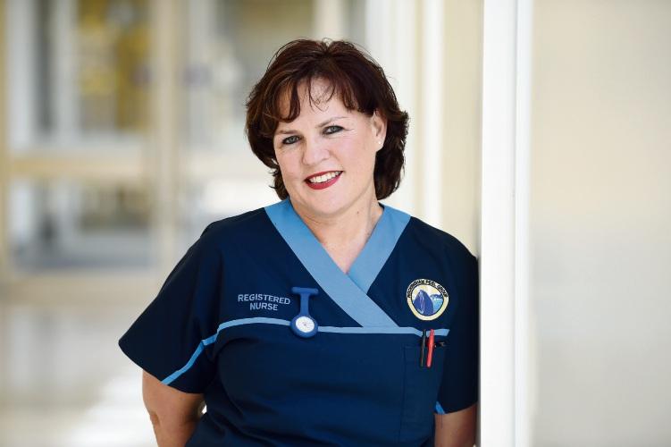International Nurses Day: nursing in Rockingham General Hospital's ICU