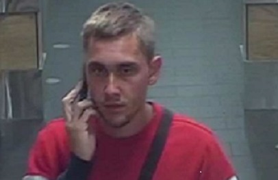 Police want to talk to this man about the theft of a hand dryer from a toilet at a Hillarys shopping centre.