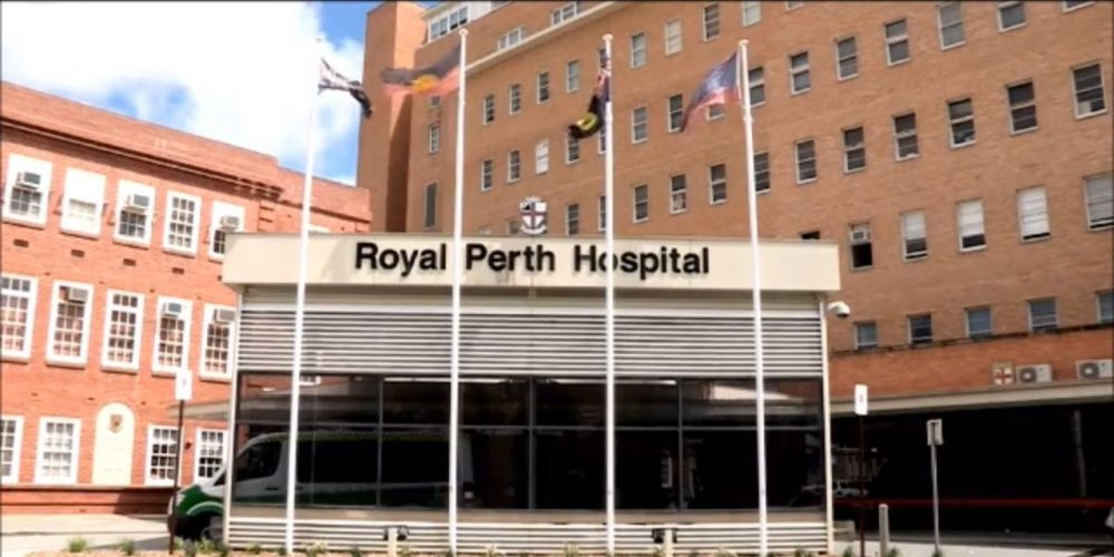 Nurse stabbed in the neck at Perth hospital