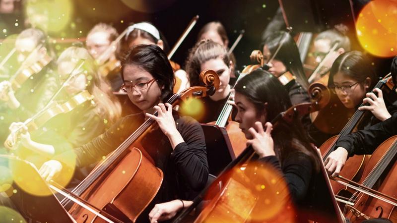 WA Youth Orchestra.