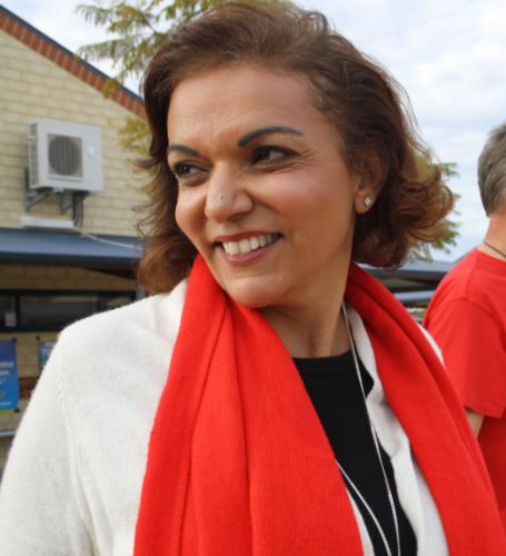 Cowan MP Anne Aly.