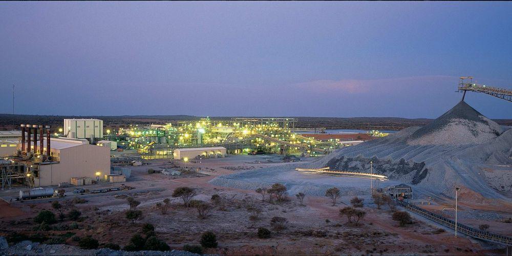BHP's Nickel West operations in WA.