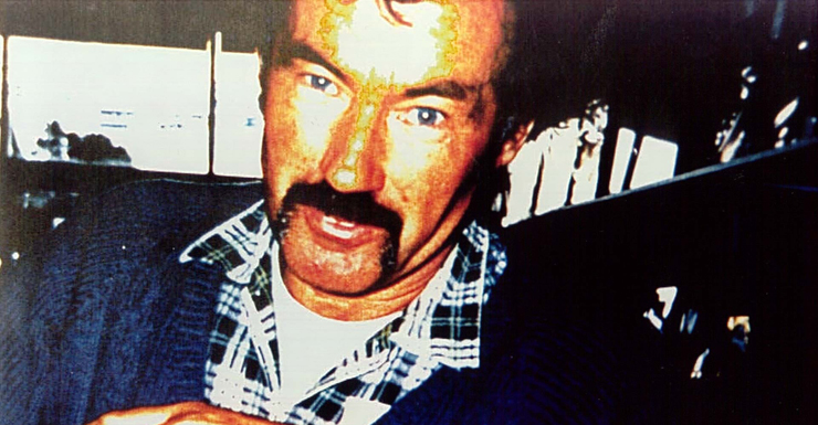 Backpacker murderer Ivan Milat.