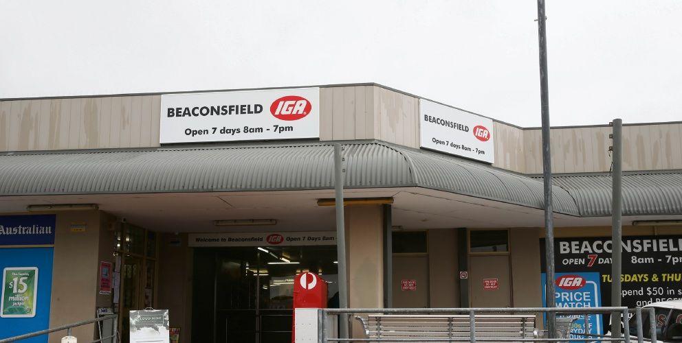 The Beaconsfield IGA.