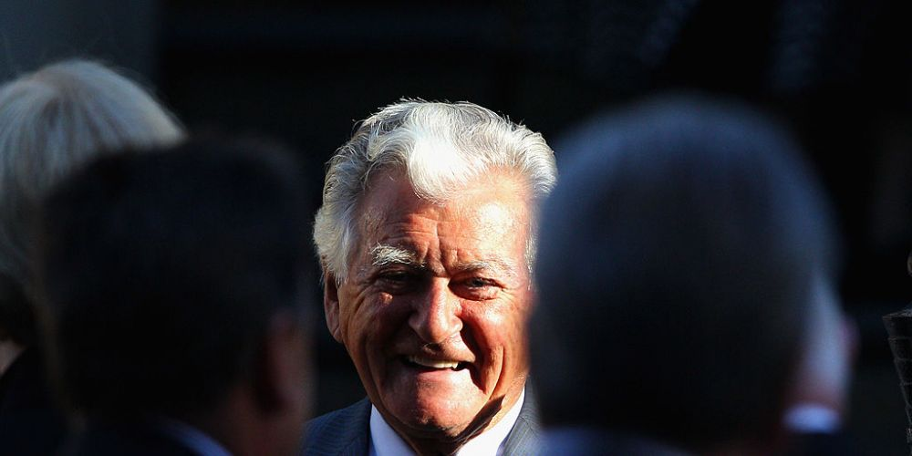 Bob Hawke. Photo: Getty