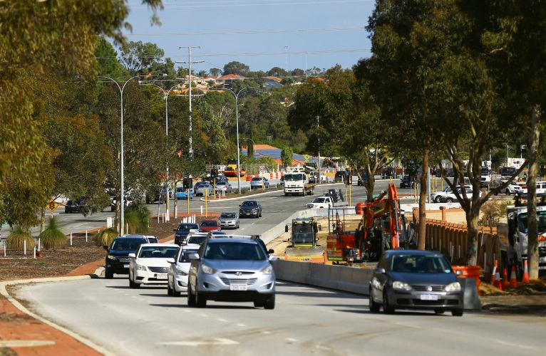 Parts of Joondalup Drive and Wanneroo Road will be closed for a weekend in June. d492932