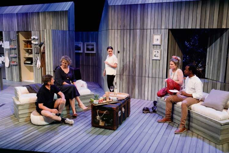 There's nothing dry about Water at Black Swan Theatre