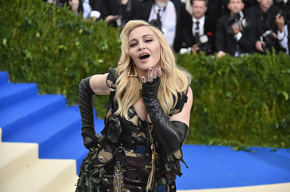 Madonna. Picture: Mike Coppola/Getty Images