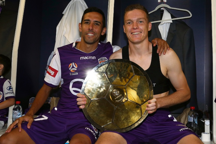 A-League grand final: Lowry's long road to Glory