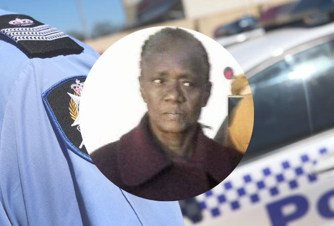 The 73-year-old missing woman. Picture: WA Police.