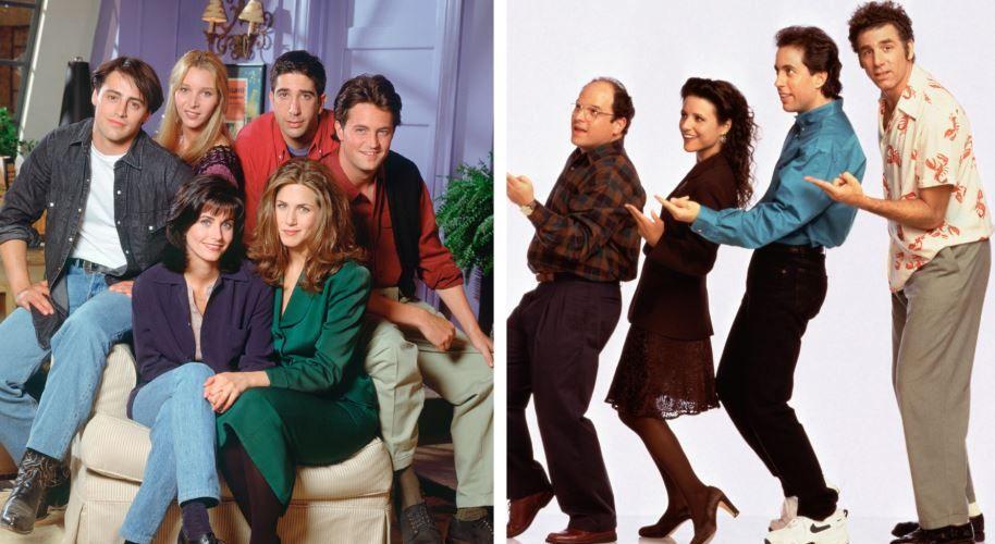 The Great Debate: Friends versus Seinfeld