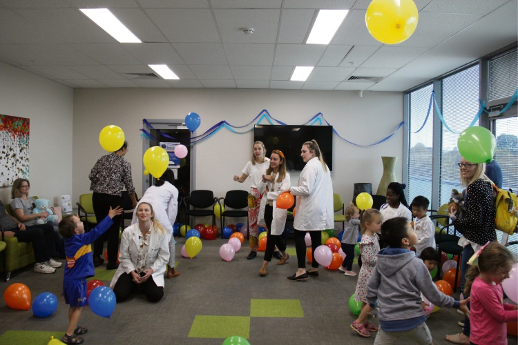 Canning Vale medical centre aims to make kids trips to the doctors more bear-able