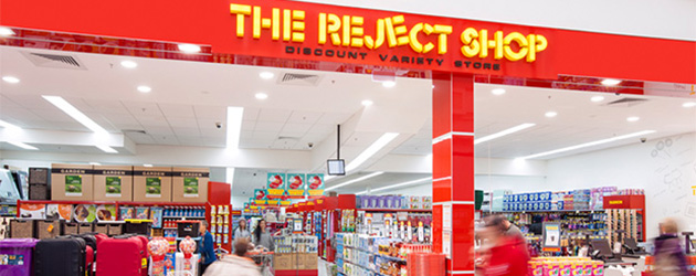 The Reject Store.