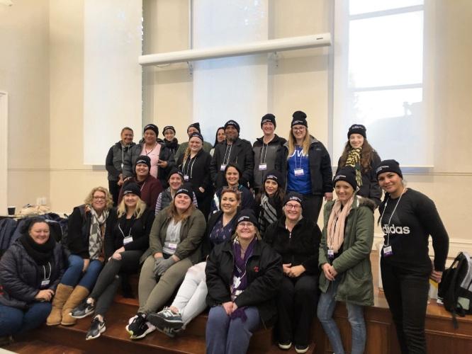 Volunteers at Connection Week 2019. Pic: Midland Connections Week.
