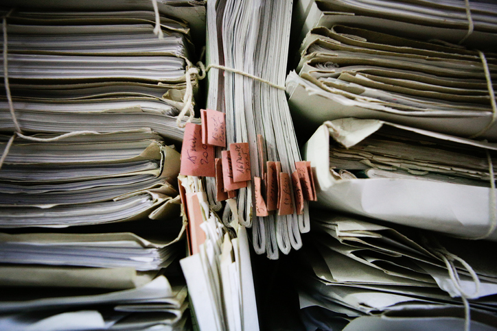 The council has come under fire for its record keeping. Picture: File image