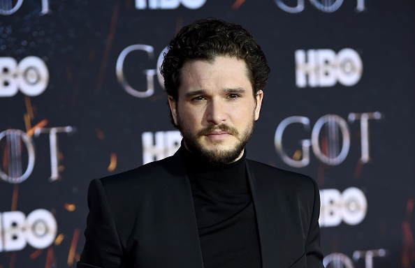 Kit Harington at the Game Of Thrones Season 8 Premiere. Picture: Dimitrios Kambouris/Getty Images
