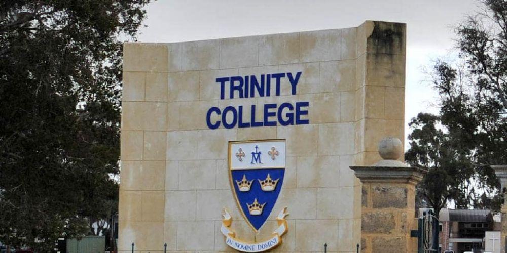 The prestigious school in Perth.