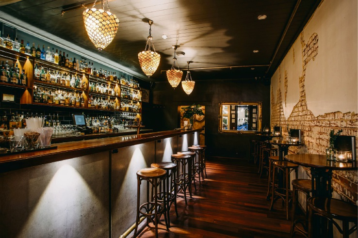 Bar Lafayette took out a WA Small Bar Award