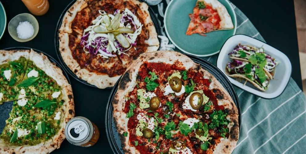 General Public Food Co in Scarborough specialises in sourdough pizzas.