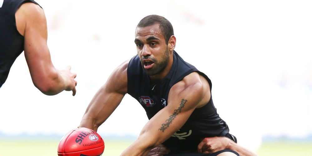 Chris Yarran in 2014. Photo: Getty