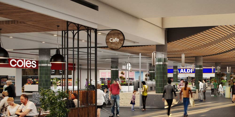 Coles and Aldi are coming to Karrinyup. Photo: Supplied