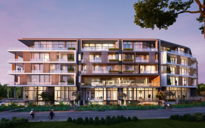 Construction starts on Eden Apartments, Floreat ...