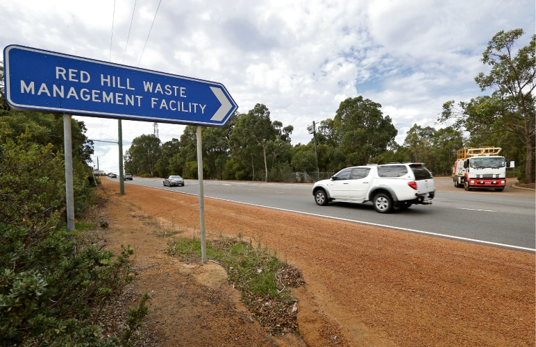 Explosions at the Red Hill Waste Management Facility has surprised some local residents.