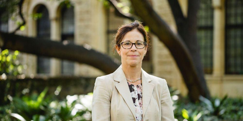 Prof Dawn Freshwater is off to lead at the University of Auckland.