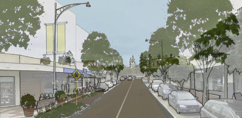 The Town of Mosman Park's vision for Glyde Street