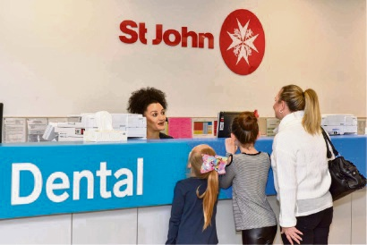 St John WA offers all your dental solutions