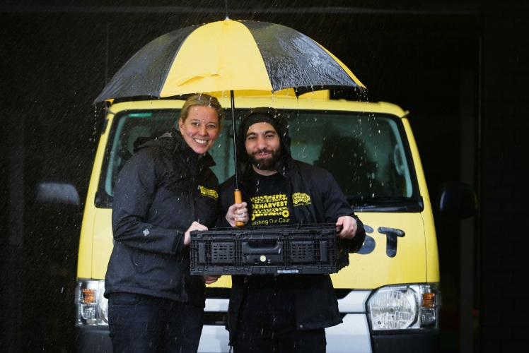 OzHarvest ready to feed homeless this winter