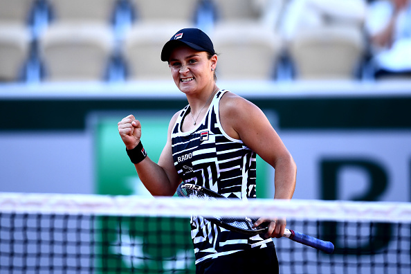 Ash Barty's talent clear from start: ex-coach