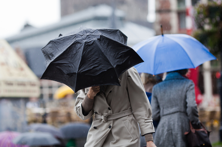 More wild weather is on its way. Picture: iStock