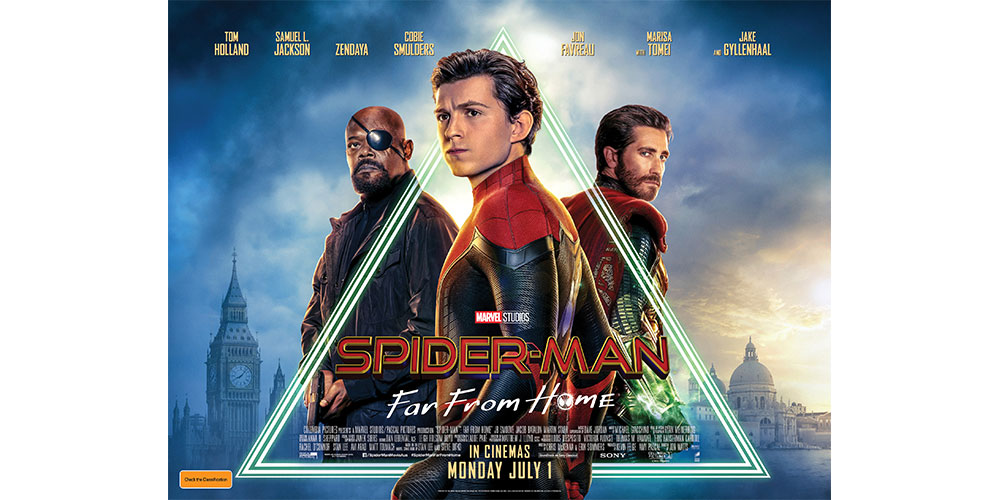 Win tickets to Spider-Man™: Far From Home