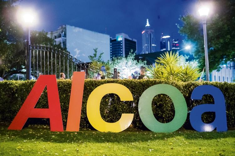 Alcoa wins workplace equity award