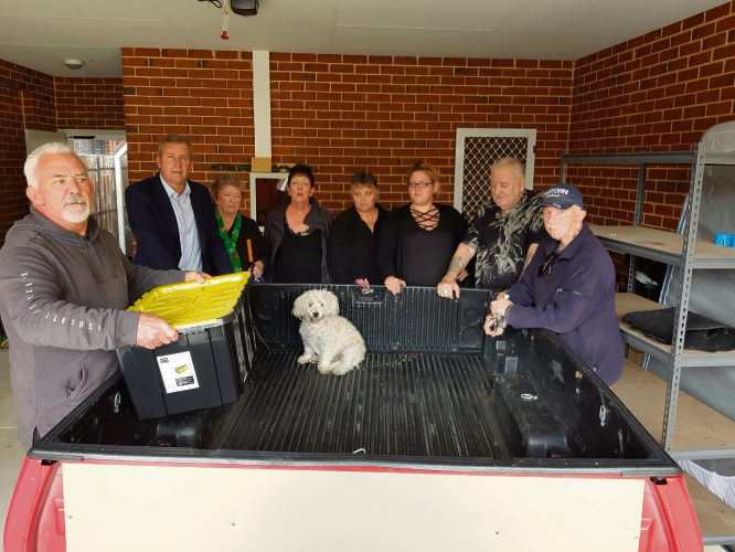 Baldivis retirees who invested with Sterling First have been forced to move out of their home.