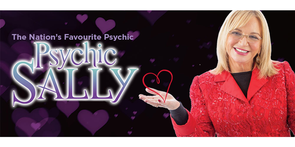 Win tickets to Psychic Sally