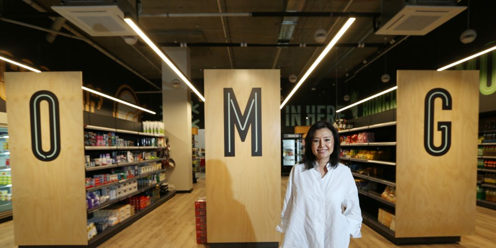 Miss Chow's Group owner Jacquie Chan. Picture: Andrew Ritchie